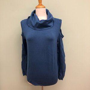 Buffalo David Bitton Women's Cold Shoulder Shirt
